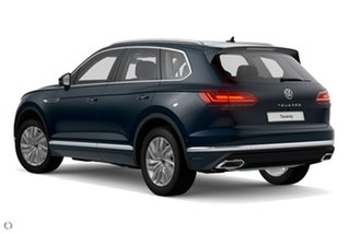2021 Volkswagen Touareg CR MY21 170TDI Tiptronic 4MOTION Blue 8 Speed Sports Automatic Wagon