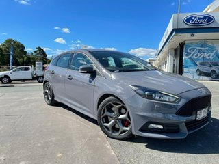 2017 Ford Focus LZ ST Grey 6 Speed Manual Hatchback