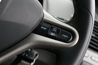 2010 Honda Civic 8th Gen MY10 VTi Crystal Black 5 Speed Manual Sedan