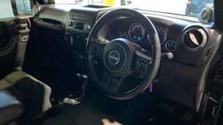 2011 Jeep Wrangler JK MY2011 Sport Black 4 Speed Automatic Softtop
