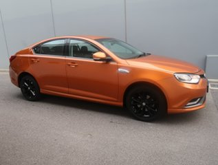 2017 MG MG6 IP2X Excite Orange 6 Speed Sports Automatic Dual Clutch Hatchback