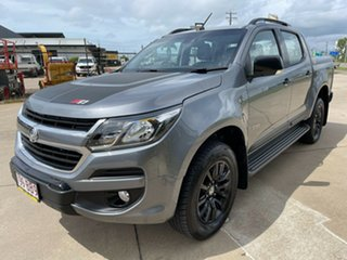 2016 Holden Colorado RG MY16 Z71 Crew Cab Grey/040117 6 Speed Sports Automatic Utility