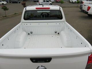 2020 Nissan Navara D23 MY21 SL 4x2 Polar White 6 Speed Manual Utility