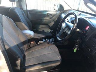 2014 Isuzu D-MAX TF MY15 SX (4x4) White 5 Speed Manual Crew Cab Chassis