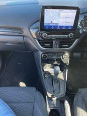 2020 Ford Puma ST-Line Solar Silver Sports Automatic Dual Clutch Wagon