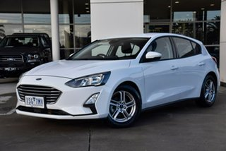 2019 Ford Focus SA 2019.75MY Trend White 8 Speed Automatic Hatchback