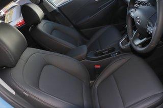2020 Hyundai Kona Os.v4 MY21 Active 2WD Surfy Blue 8 Speed Constant Variable Wagon