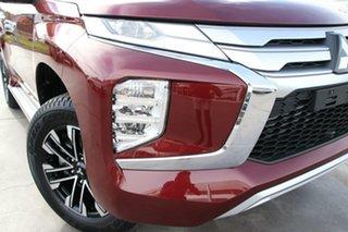 2021 Mitsubishi Pajero Sport QF MY21 GLS Terra Rossa 8 Speed Sports Automatic Wagon.