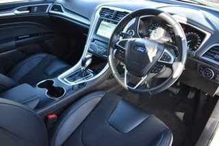 2018 Ford Mondeo MD 2018.75MY Trend White 6 Speed Sports Automatic Dual Clutch Hatchback
