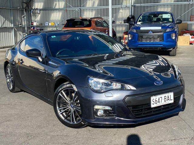 Used Subaru BRZ Z1 MY13 Hillcrest, 2013 Subaru BRZ Z1 MY13 Grey 6 Speed Manual Coupe