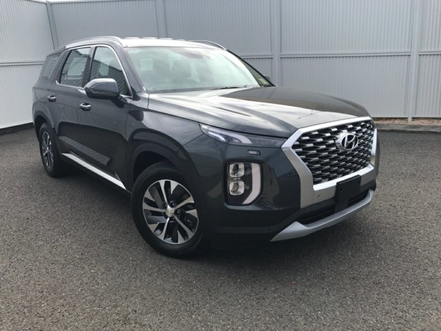 New Hyundai Palisade LX2.V1 MY21 AWD Gladstone, 2021 Hyundai Palisade LX2.V1 MY21 AWD Green 8 Speed Sports Automatic Wagon