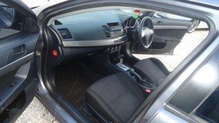 2009 Mitsubishi Lancer CJ MY10 ES Grey 6 Speed Constant Variable Sedan