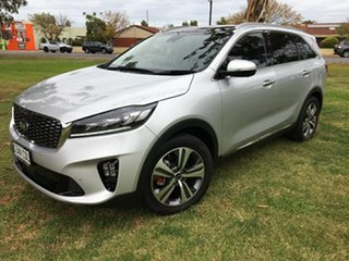 2019 Kia Sorento UM MY19 GT-Line Silky Silver 8 Speed Sports Automatic Wagon