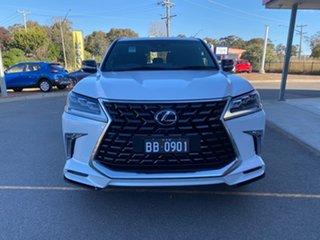 2021 Lexus LX LX570 - S Sonic Quartz Sports Automatic Wagon