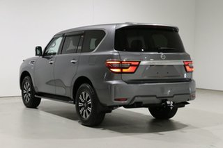 2020 Nissan Patrol Y62 Series 5 MY20 TI (4x4) Grey 7 Speed Automatic Wagon