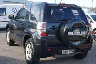 2010 Suzuki Grand Vitara JB MY09 Black 4 Speed Automatic Hardtop
