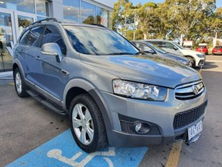 2013 Holden Captiva CG Series II MY12 7 AWD CX 6 Speed Sports Automatic Wagon.