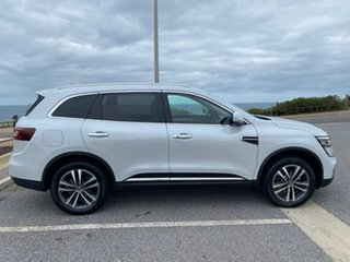 2019 Renault Koleos HZG Zen X-tronic White 1 Speed Constant Variable Wagon.