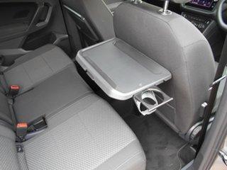 2020 Volkswagen Tiguan 5N MY21 110TSI Comfortline DSG 2WD Allspace Pyrit Silver Metallic 6 Speed