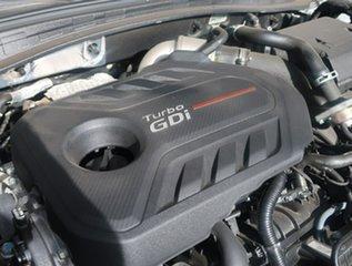 2017 Kia Optima JF MY18 GT Silver 6 Speed Sports Automatic Sedan