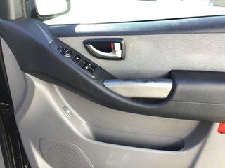 2012 Hyundai iMAX TQ-W MY13 Black 4 Speed Automatic Wagon