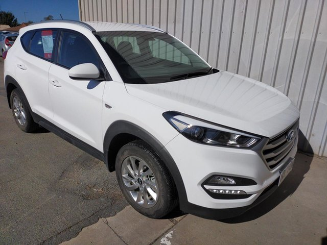 Used Hyundai Tucson TL2 MY18 Active AWD Horsham, 2017 Hyundai Tucson TL2 MY18 Active AWD 6 Speed Sports Automatic Wagon