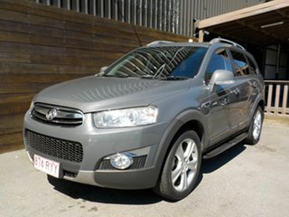 2011 Holden Captiva CG Series II 7 AWD LX Grey 6 Speed Sports Automatic Wagon.