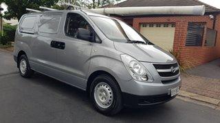 2012 Hyundai iLOAD TQ MY13 Grey 5 Speed Manual Van.