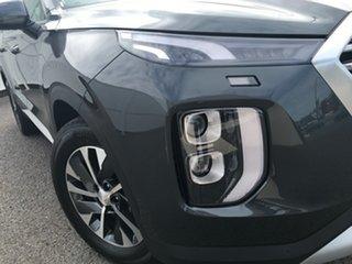 2021 Hyundai Palisade LX2.V1 MY21 AWD Green 8 Speed Sports Automatic Wagon.