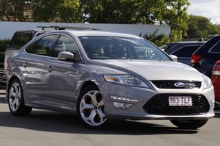 2012 Ford Mondeo MC Titanium TDCi Silver 6 Speed Sports Automatic Dual Clutch Hatchback.