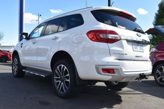 2020 Ford Everest UA II 2020.25MY Titanium White 10 Speed Sports Automatic SUV