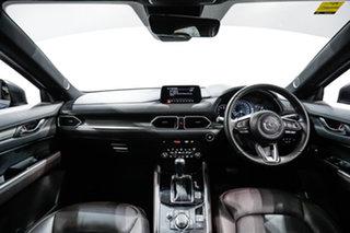 2019 Mazda CX-5 MY19 (KF Series 2) Akera (4x4) Blue 6 Speed Automatic Wagon