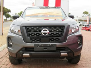2020 Nissan Navara D23 MY21 SL Slate Grey 7 Speed Sports Automatic Cab Chassis.