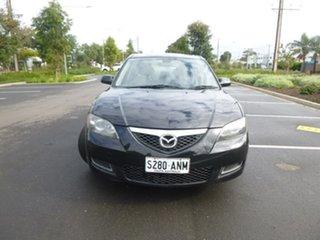 2009 Mazda 3 BK Series 2 Neo Sport Black Sports Automatic Sedan.