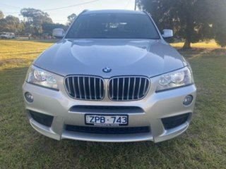 2013 BMW X3 F25 xDrive30d 8 Speed Automatic Wagon.