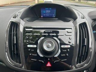 2015 Ford Kuga TF MY15 Titanium PwrShift AWD White 6 Speed Sports Automatic Dual Clutch Wagon