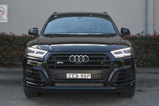 2019 Audi SQ5 FY MY19 Tiptronic Quattro Black 8 Speed Sports Automatic Wagon.