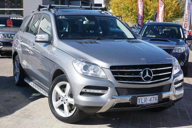 Used Mercedes-Benz M-Class W166 ML250 BlueTEC 7G-Tronic + Phillip, 2012 Mercedes-Benz M-Class W166 ML250 BlueTEC 7G-Tronic + Grey 7 Speed Sports Automatic Wagon