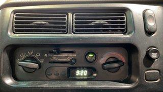 2006 Mitsubishi Triton MK MY06 GLX Double Cab White 5 Speed Manual Utility