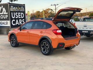2011 Subaru XV 2.0I Orange Constant Variable Wagon
