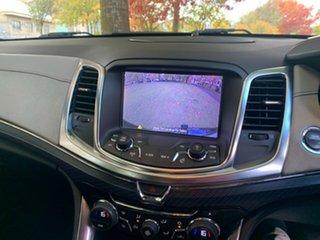 2014 Holden Commodore VF MY14 SS V Sportwagon Redline Black 6 Speed Sports Automatic Wagon