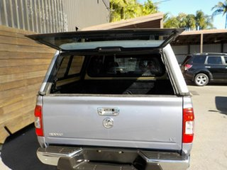 2006 Holden Rodeo RA MY06 LX Crew Cab 4x2 Blue 5 Speed Manual Utility
