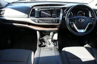 2014 Toyota Kluger GSU50R GX 2WD Grey 6 Speed Sports Automatic Wagon