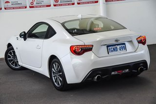 2018 Toyota 86 ZN6 MY17 Update GT White Liquid 6 Speed Manual Coupe