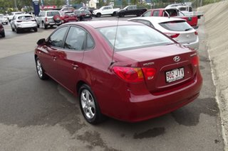 2006 Hyundai Elantra HD Elite Red 4 Speed Automatic Sedan