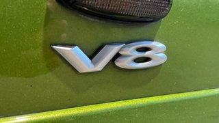 2003 Holden Commodore VY II SS Green 4 Speed Automatic Sedan
