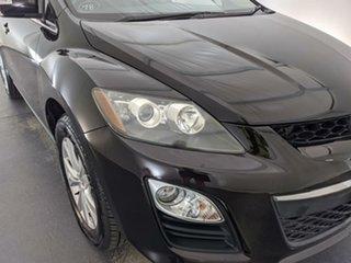 2010 Mazda CX-7 ER10A2 Sports Maroon 6 Speed Manual Wagon.