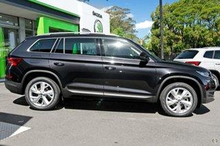 2020 Skoda Kodiaq NS MY20.5 132TSI DSG Black 7 Speed Sports Automatic Dual Clutch Wagon