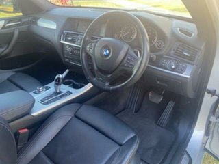 2013 BMW X3 F25 xDrive30d 8 Speed Automatic Wagon