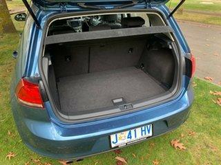 2017 Volkswagen Golf VII MY17 92TSI DSG Blue 7 Speed Sports Automatic Dual Clutch Hatchback